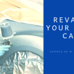 Make your used car look new by Toyota of N. Charlotte