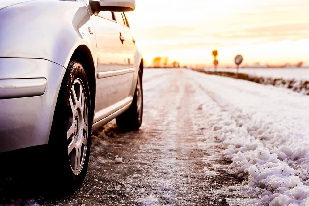 Cold weather auto service tips from Toyota of N Charlotte.