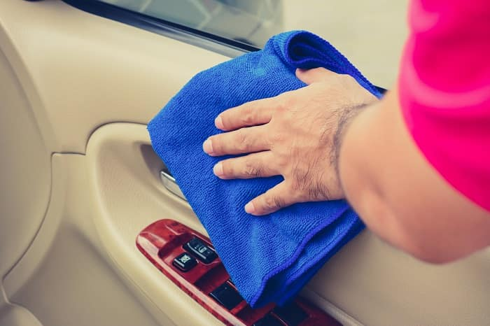 Tips for deodorizing your car from Toyota of N Charlotte.