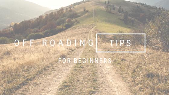 Toyota of N. Charlotte's off-roading tips for beginners
