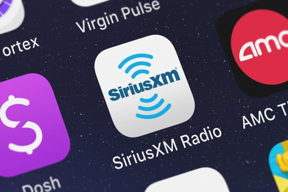 Toyota of N. Charlotte talks about the Sirius XM Radio