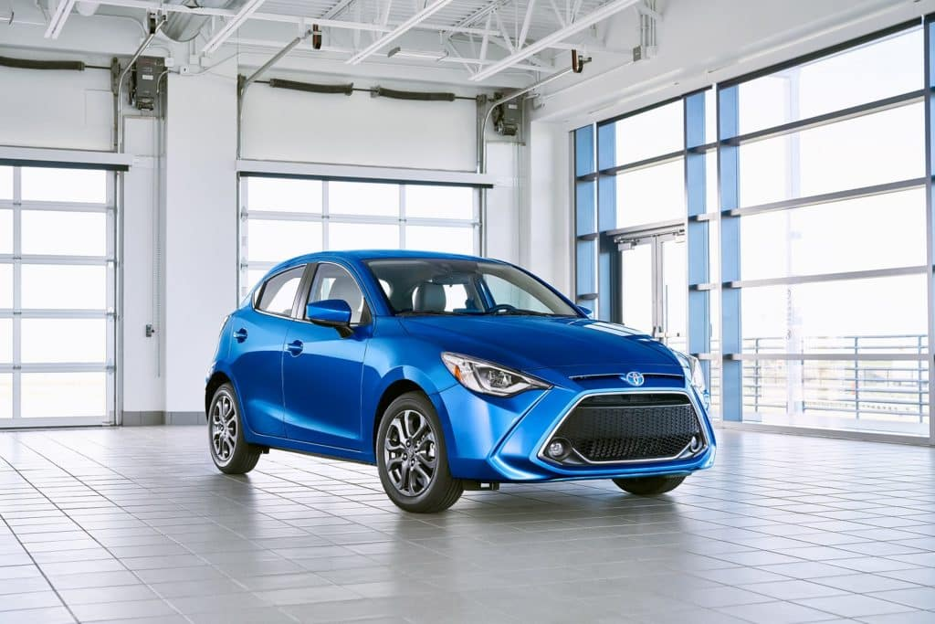 New Toyota hatchback available in N Charlotte.