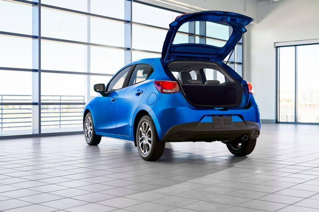 N Charlotte Toyota hatchback available now.