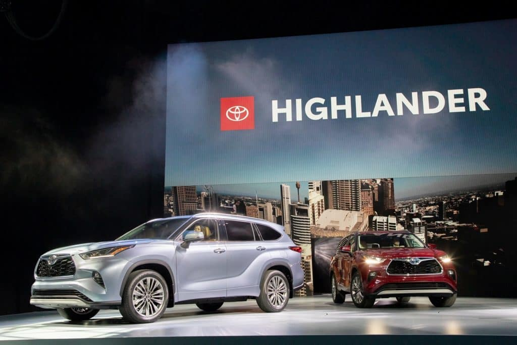 Toyota of N. Charlotte shares the specs of the new Toyota Highlander.
