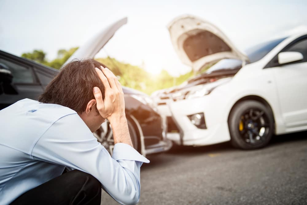 Toyota of North Charlotte car accident tips.