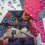 Charlotte rock climbing