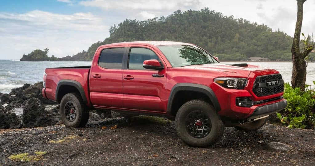 N Charlotte Toyota Tacoma: the hottest used car of the summer