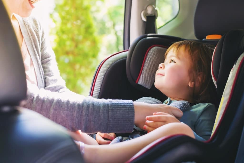Check out these child safety tips from Toyota of N Charlotte
