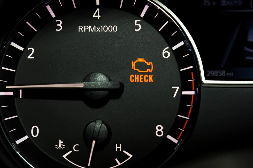 Check engine light guide from Toyota of N Charlotte