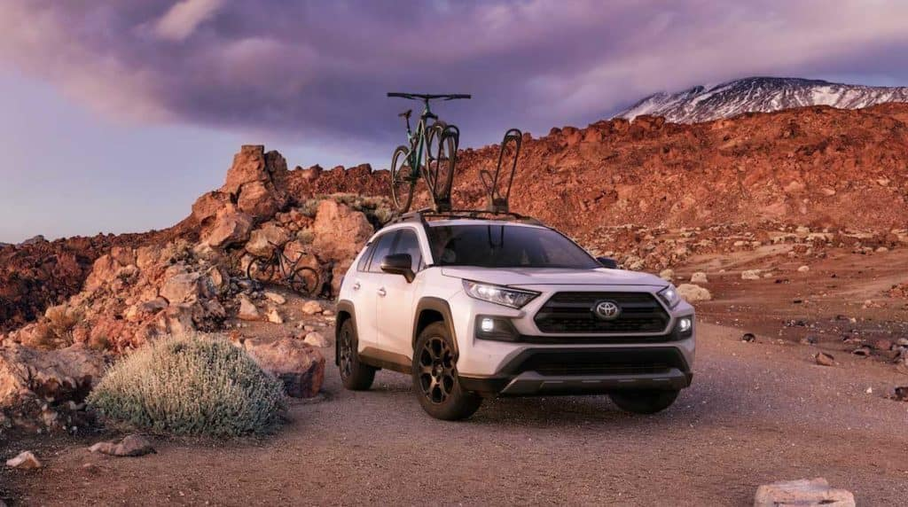 New Toyota rav4 will be making it's way to Toyota of N Charlotte soon.