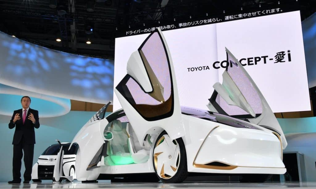 Toyota of N Charlotte updates on new Toyota concepts from Tokyo Motor Show.