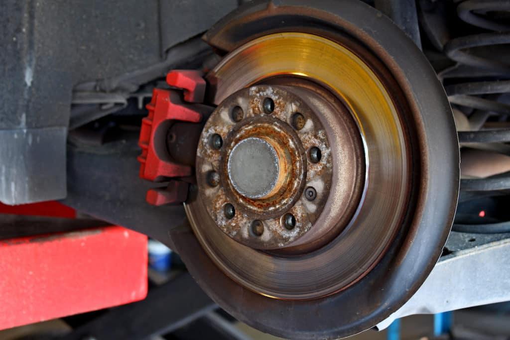 N Charlotte car brake service.