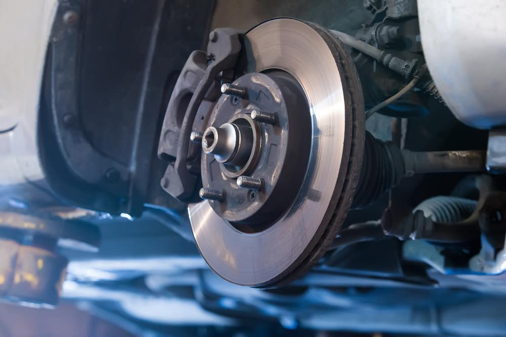 N Charlotte Toyota car brakes