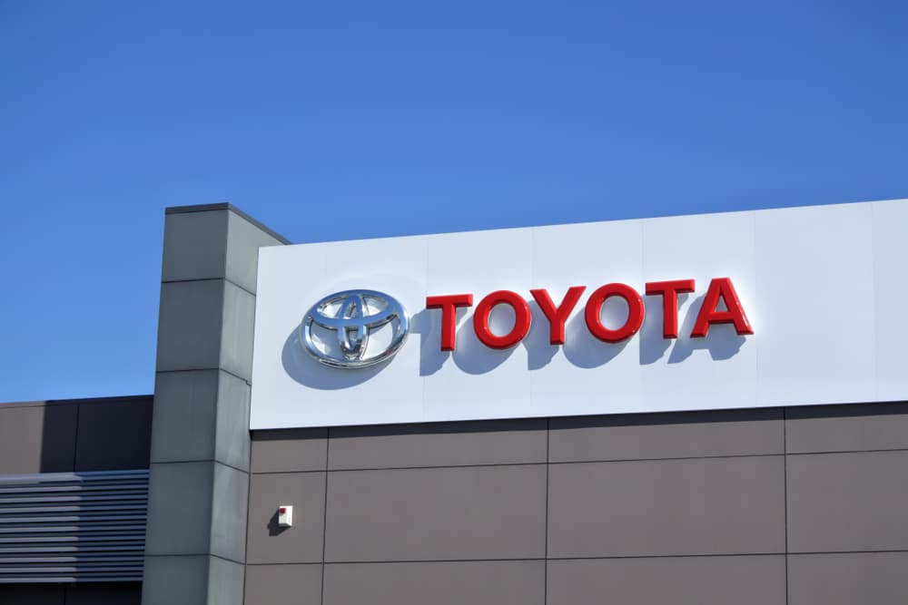 Toyota of N Charlotte has a guide on Toyota partnerships and subsidiaries.
