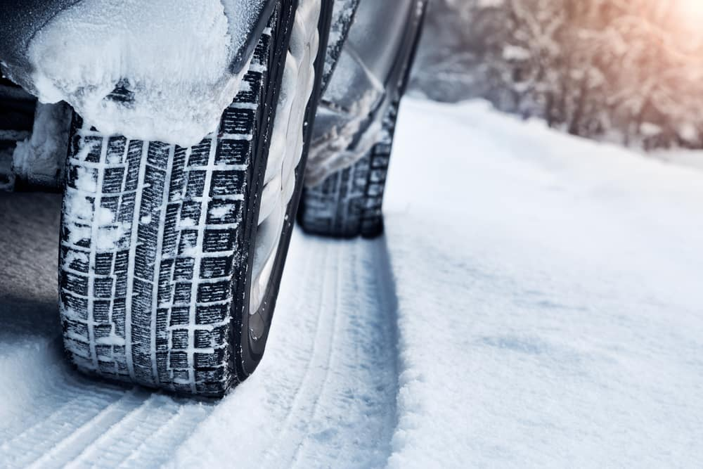 Driving in snow tips from Toyota of North Charlotte