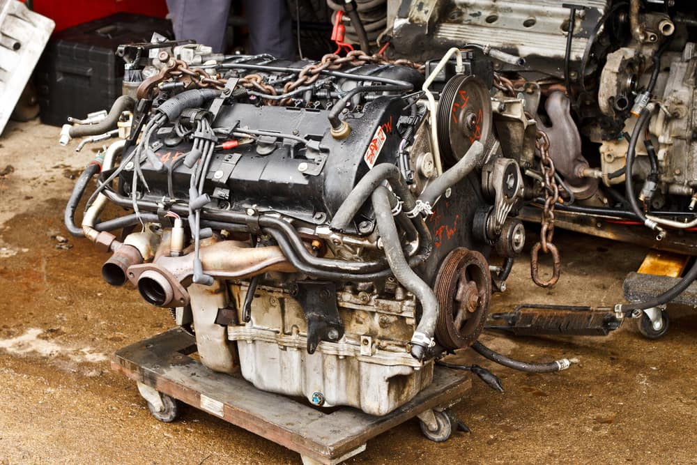 N Charlotte Toyota engine swap tips