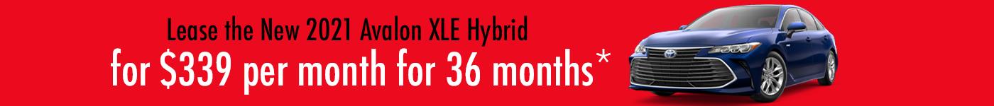 Toyota hybrid specials