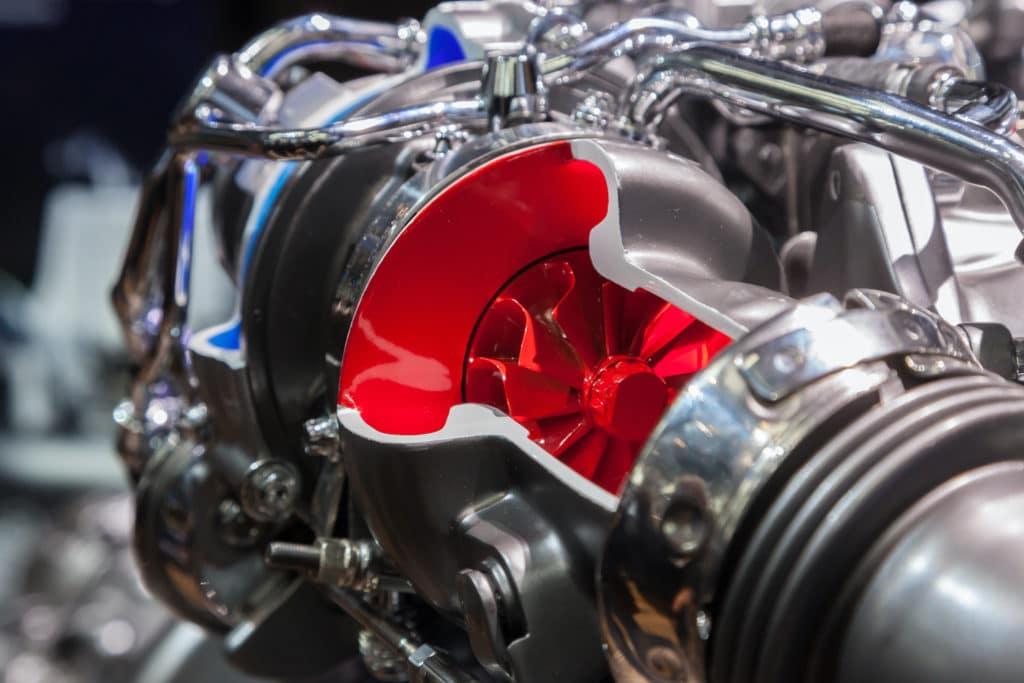 N Charlotte Toyota turbocharger