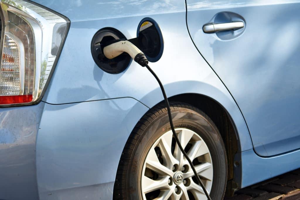 New N Charlotte electric car