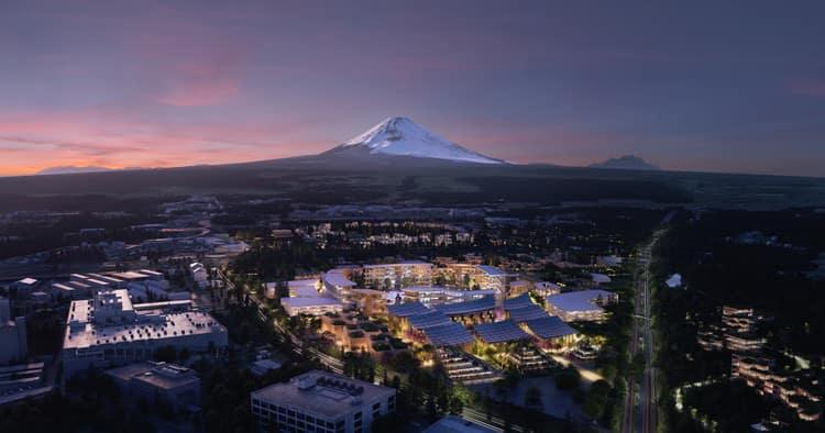 new Toyota City