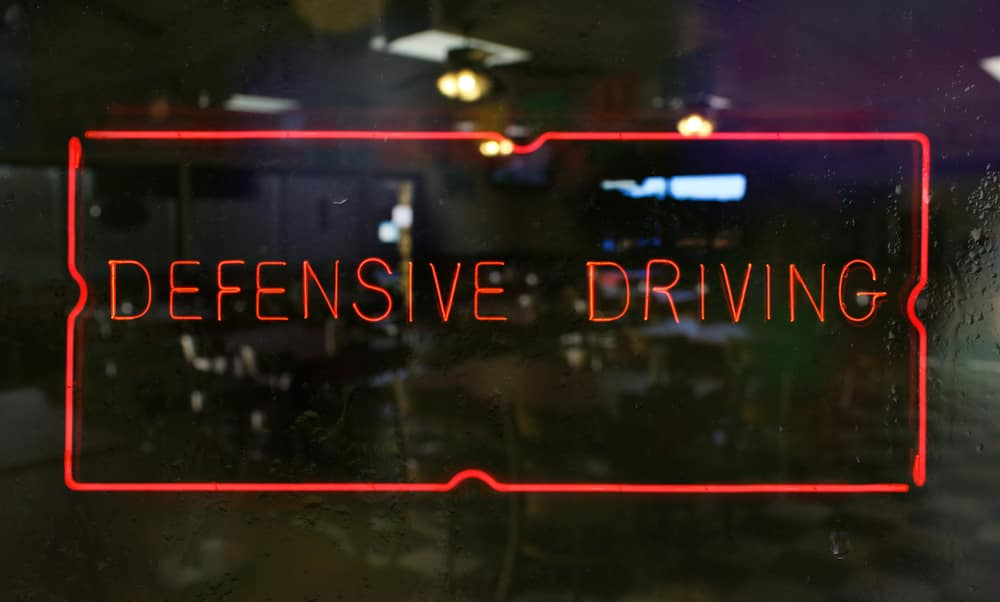 Toyota of N Charlotte shares tips on defensive driving.