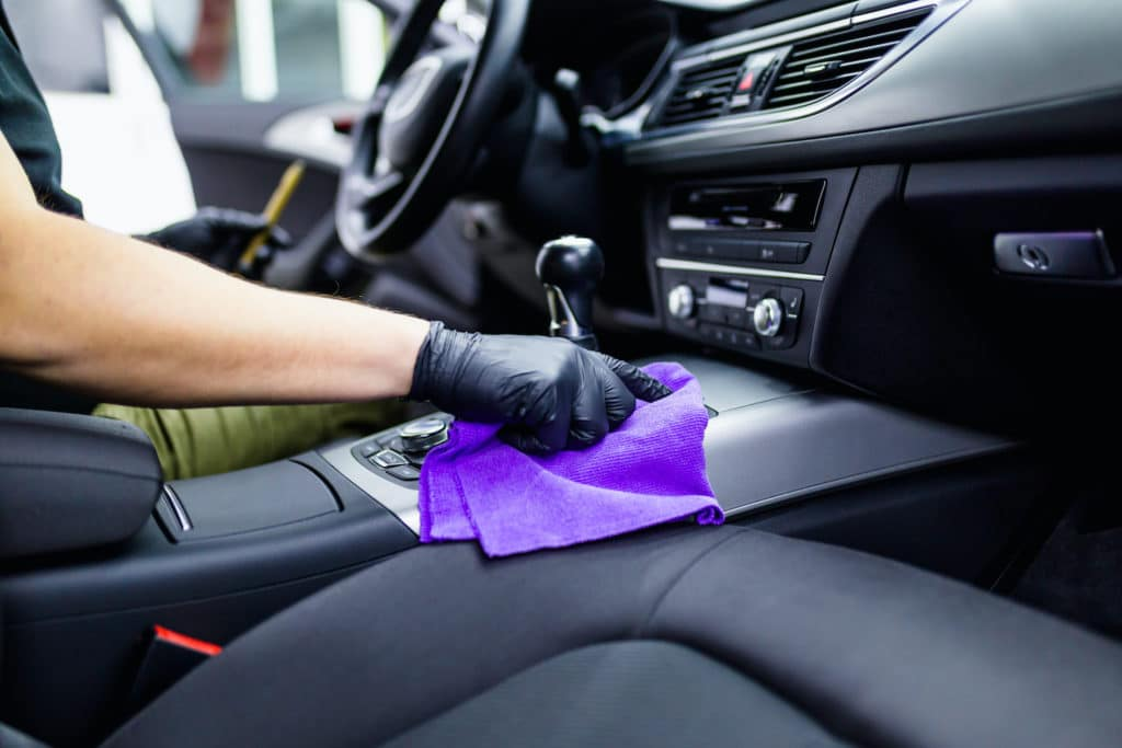 Tips for Sanitizing and Thorough Car Detailing | Toyota of North ...