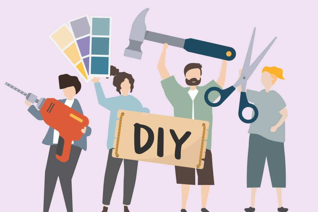 N Charlotte DIY projects
