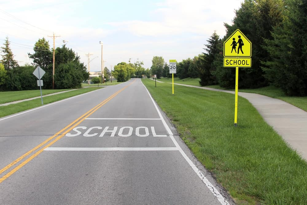 Toyota of N Charlotte shares safety tips for when you're driving in a school zone.