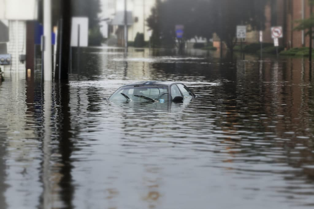 Flood damaged Charlotte used car tips