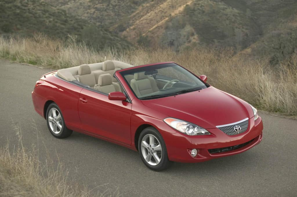North Charlotte Toyota convertible for sale