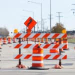 Check out Toyota of N Charlotte's safe driving tips in construction zones