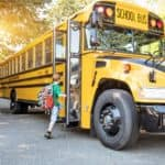 Check out Toyota of N Charlotte's safe driving practices for when you're near school buses.