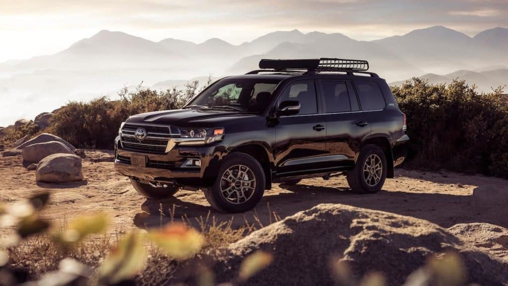 Toyota of N CHarlotte announces that the Land Cruiser is retiring.