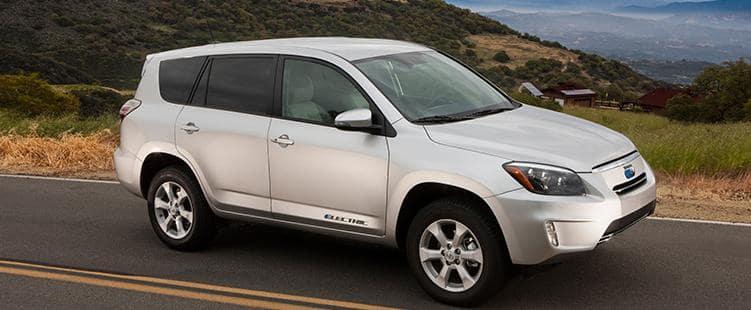 North Charlotte Toyota RAV4 for sale.