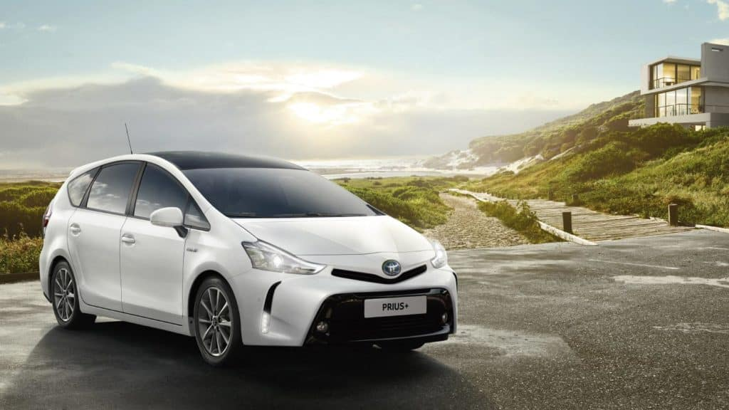 Toyota model Prius for sale in North Charlotte.