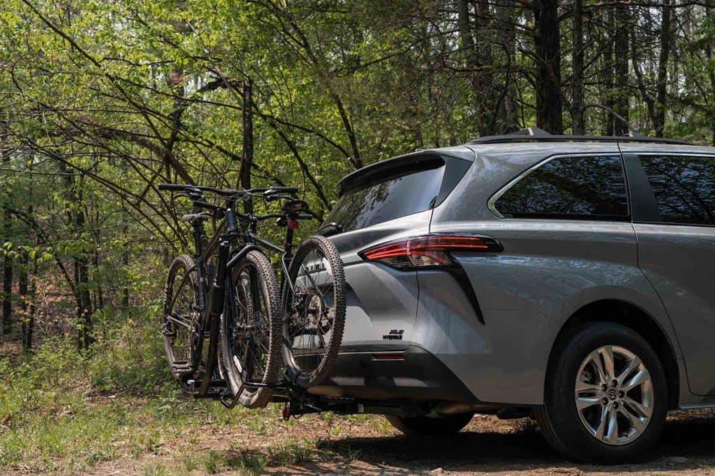 New Toyota Sienna in North Charlotte.