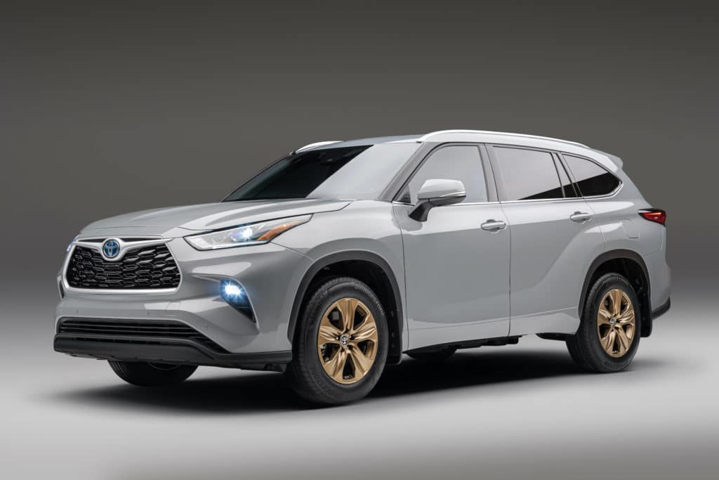 New Toyota Highlander for sale in North Charlotte.