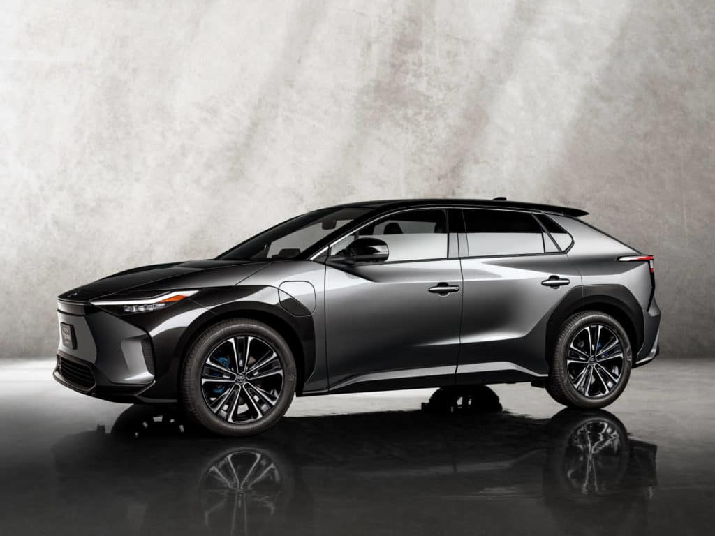 North Charlotte new Toyota news.