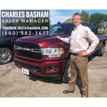 Charles Basham