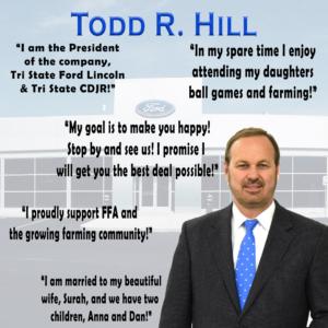 Todd R Hill
