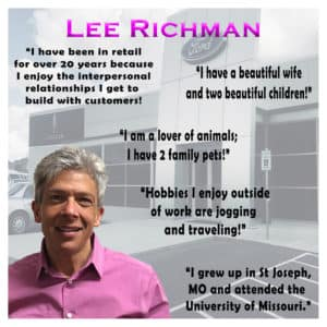 Lee Richman