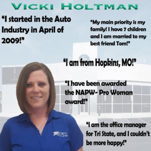 Vicki Holtman
