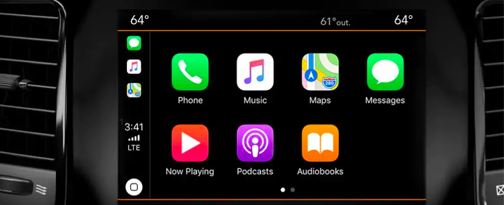 What is Apple CarPlay®/Android Auto®?