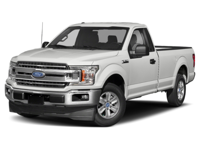 2019 Ford F-150.