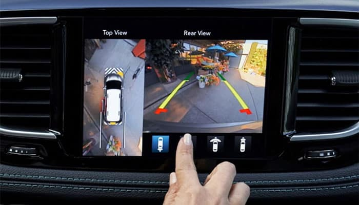 2019 Chrysler Pacifica Safety Features