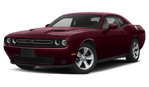 2019 Dodge Challenger facing left