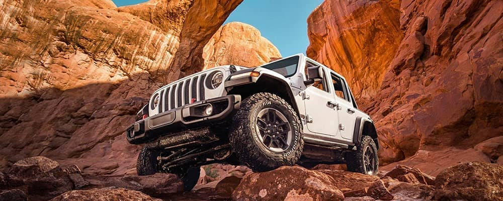2020 Jeep Wrangler Weight