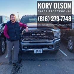 Kory Olson