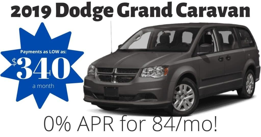 NEW 2019 DODGE GRAND CARAVAN 35TH ANNIVERSARY SE PLUS