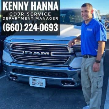 Kenny Hanna